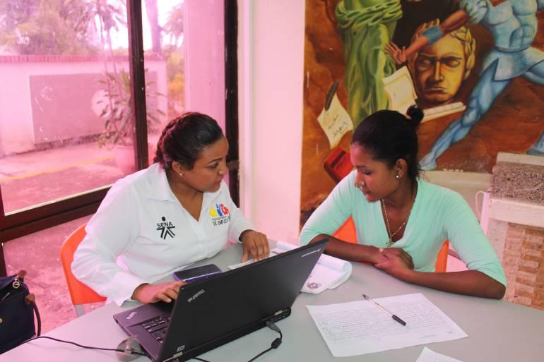 SENA Bolívar conmemora el día de la mujer con oportunidades de empleo: SENA Bolívar conmemora el día de la mujer con oportunidades de empleo