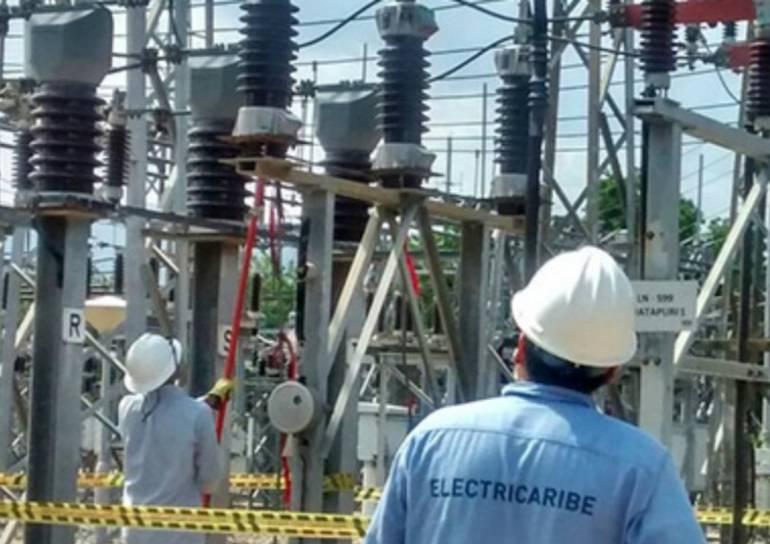 Electricaribe rechaza intento de agresión a técnicos en Bolívar: Electricaribe rechaza intento de agresión a técnicos en Bolívar