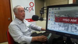 Gustavo Medina habló de la importancia del voto en blanco