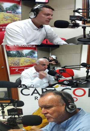 Diego Javier Osorio  Libardo Taborda  Fabio Olmedo Palacio