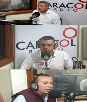 Partido Liberal  Luciano Grisales  Jorge Iván Avendaño  Ánuar Oyola