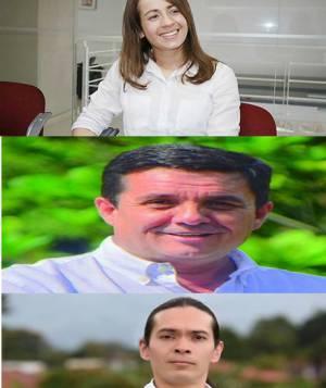 Alianza Social Independiente, ASI  Angélica Johanna Latorre Velandia  Juan Carlos Montoya Ocampo  Yeysson Alberto Rativa