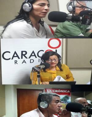 Movimiento Mira  Mónica Marín Peñuela  Yolanda Delgado  Gustavo Herrera
