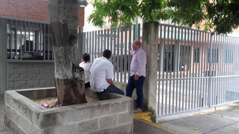 Instituto de Medicina Legal, Barranquilla.