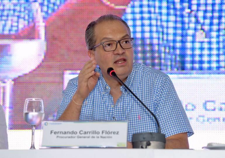 Procurador pidió más control urbano a candidatos a alcaldía de Cartagena