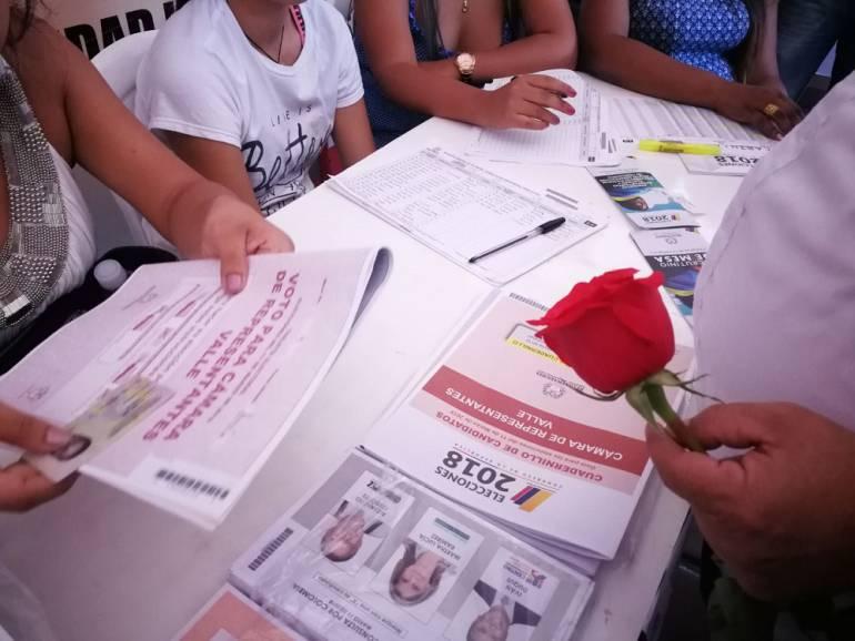 Elecciones Congreso: Capturados 24 personas en Jornada Electoral en el Valle