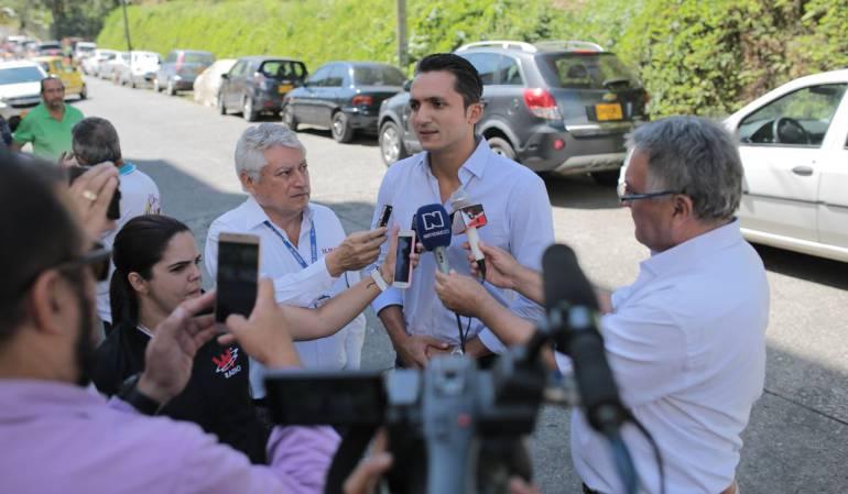 Juan Pablo Gallo anunció que seguirá siendo alcalde de Pereira