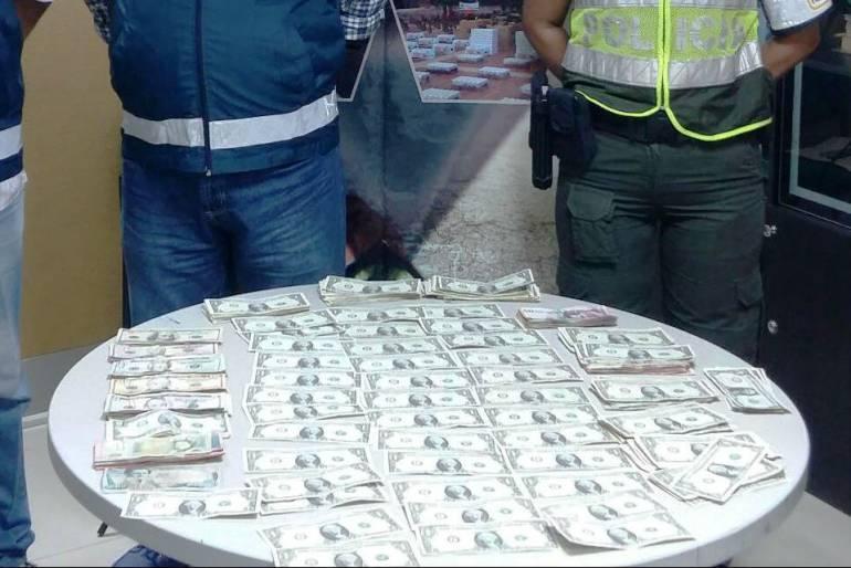 Operativos contra cambio ilegal de divisas a extranjeros en Cartagena: Operativos contra cambio ilegal de divisas a extranjeros en Cartagena