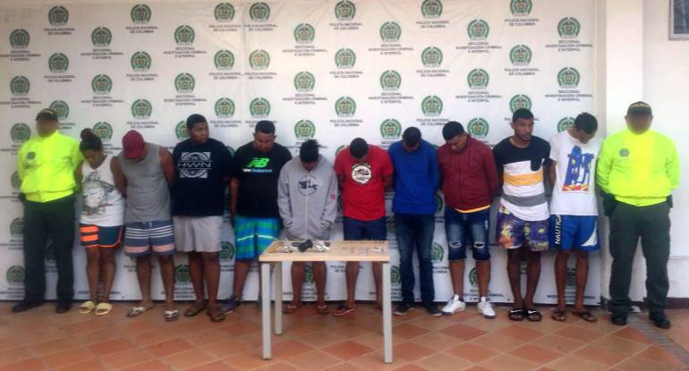 Desarticulan estructura criminal de pandillas Los de la 18 y Los Pipones: Desarticulan estructura criminal de pandillas Los de la 18 y Los Pipones