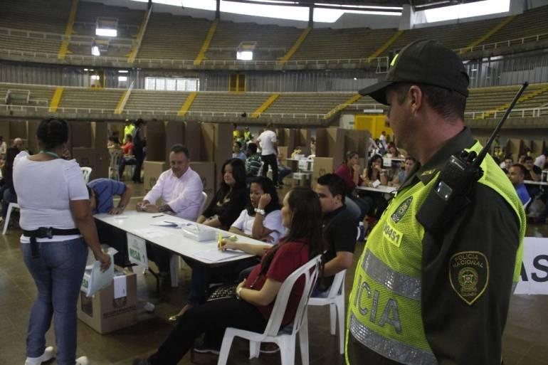 En elecciones en el Valle aparecieron nueve desaparecidos: Durante jornada Electoral en el Valle, aparecieron nueve desaparecidos