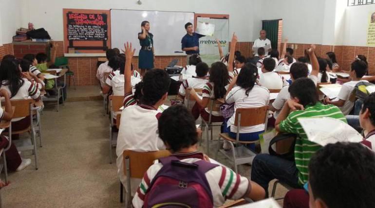 Anormalidad académica en dos instituciones de Pereira