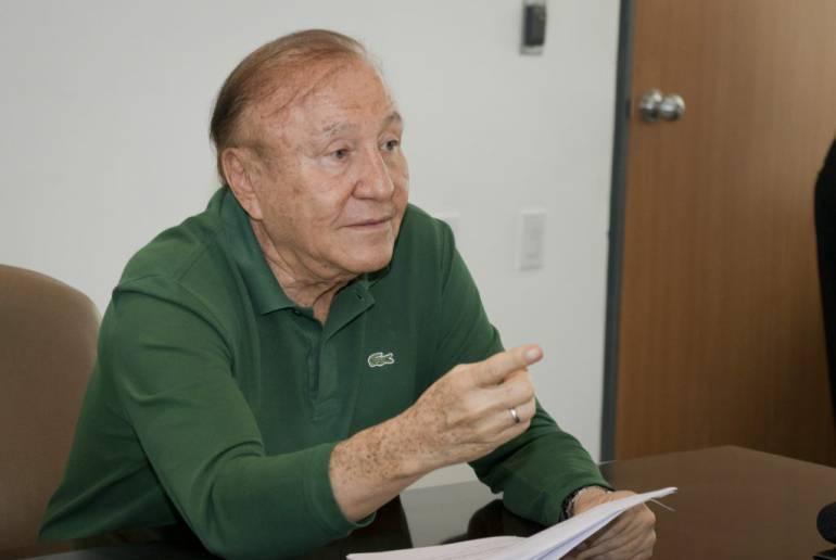 Alcalde de Bucaramanga pidió al senado avalar consulta anticorrupción: Alcalde de Bucaramanga pidió al senado avalar consulta anticorrupción