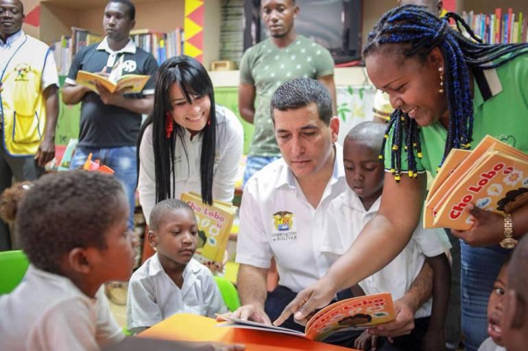 Gobernación de Bolívar fortalece herencia cultural de Palenque: Gobernación de Bolívar fortalece herencia cultural de Palenque