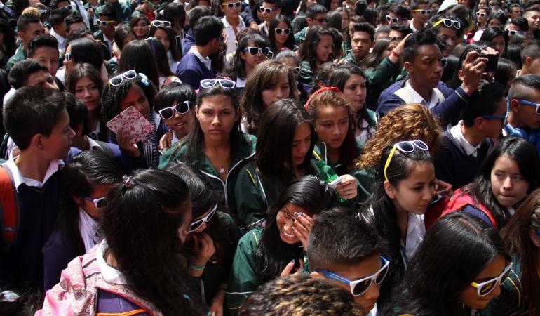 Intoxicación colegio Cúcuta: Masiva intoxicación en colegio de Cúcuta