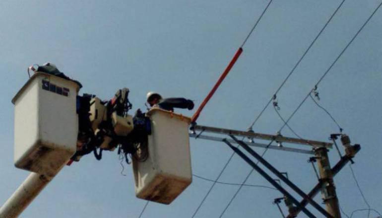 El alumbrado público de nuevo es responsabilidad de la Empresa Energía