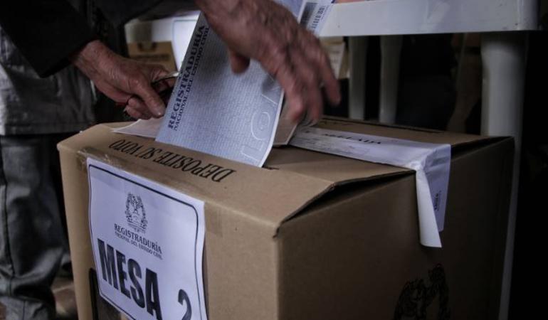 Candidatos fraude electoral: Dos candidatos del mismo partido han denunciado fraude electoral