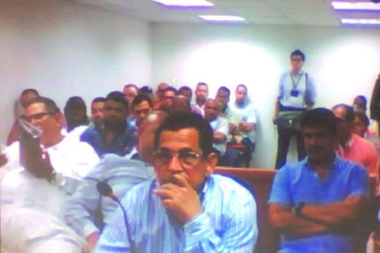 Detención domiciliaria para nueve concejales de Cartagena