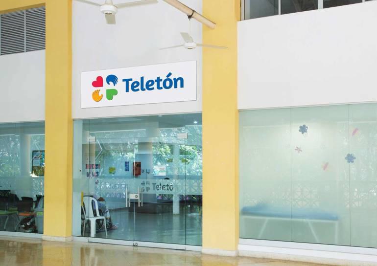 Cierran centro de rehabilitación de Teletón en Cartagena: Cierran centro de rehabilitación de Teletón en Cartagena
