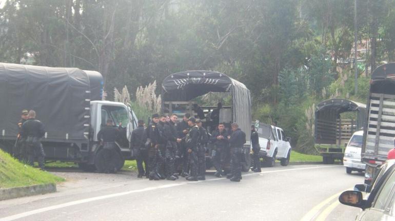 Pasto: Comerciantes cierran Rumichaca en protesta por muerte de una mujer