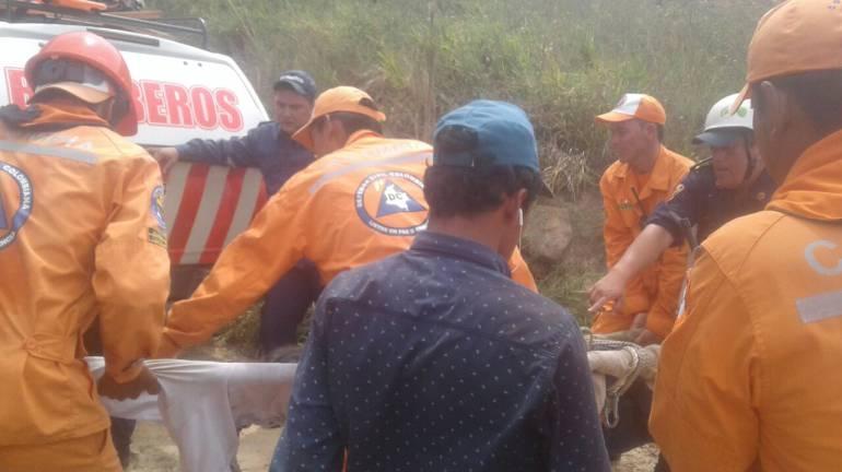 Hallan muerta a mujer reportada desaparecida en Los Santos: Hallan muerta a mujer reportada desaparecida en Los Santos
