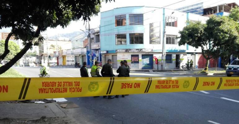 Muertes, centro, Medellín: Reportan tres muertes violentas en el centro de Medellín