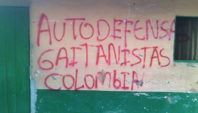 Clan Golfo, Santa Rosita, Caucasia, muertos, ataque: Clan del golfo sería responsable del ataque armado en Caucasia, Antioquia