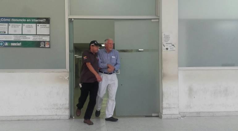 Avanza la audiencia del exgerente de la empresa Triple A en Barranquilla