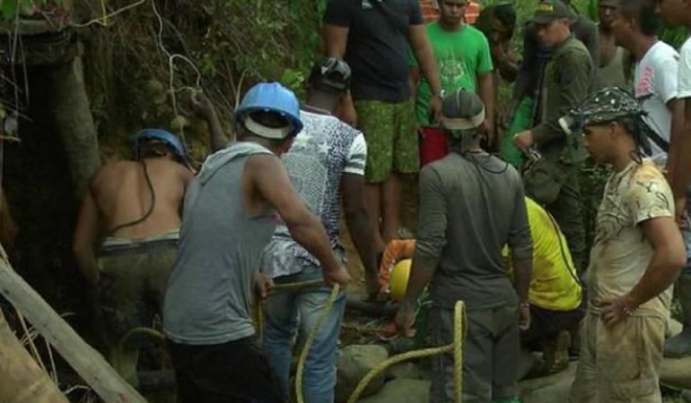 Mina Santander de Quilichao: Una emergencia por mina en el norte de Cauca