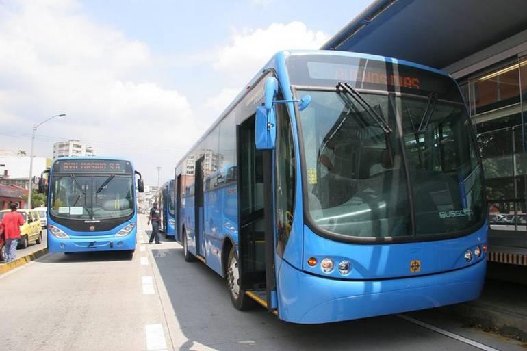 Nuevos vehículos para el Mío: Ingresaran 424 nuevos vehículos para mejorar frecuencia del Mío