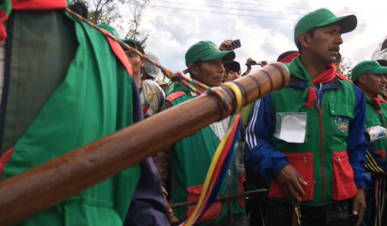 Amenazan de muerte a autoridades del municipio de Jambaló, Cauca