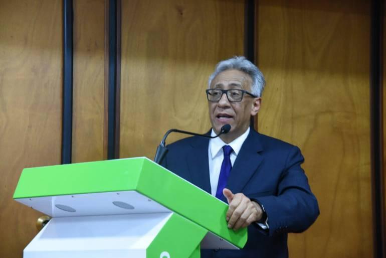Carlos Eduardo Valdés, Director del Instituto de Medicina Legal. /FOTO CARACOL RADIO