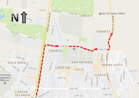 Cierres viales por el Estéreo picnic: Estos serán los cierres viales y reversibles por Estéreo Picnic en Bogotá