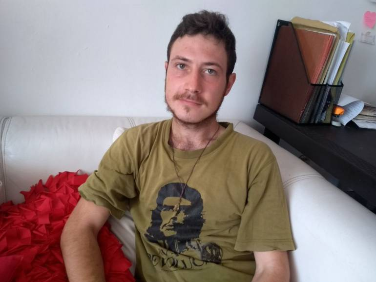 Turista ruso apuñalado en Cartagena clama por ayuda de su país