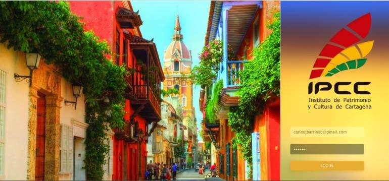Crean app para control y seguimiento del centro histórico de Cartagena