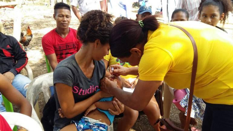 Gobernación de Bolívar convoca jornada de vacunación este sábado