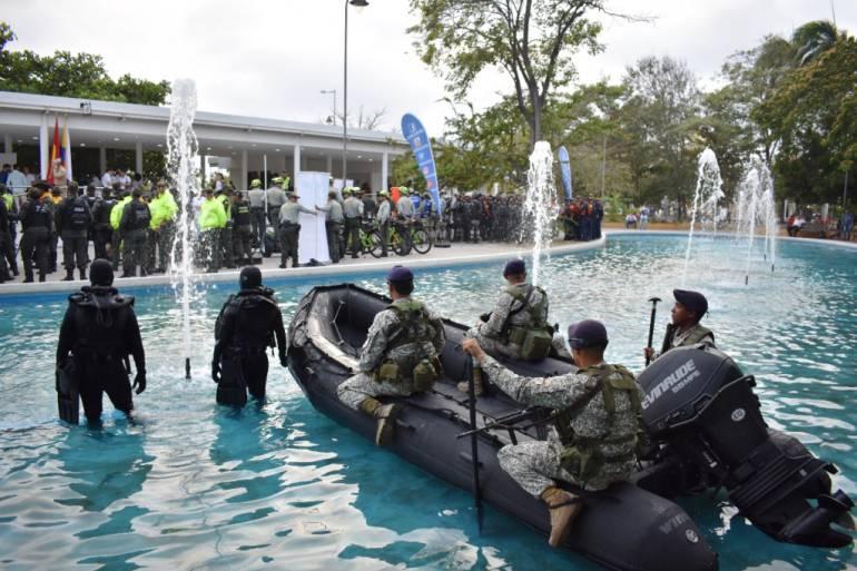"""Armada Nacional adelanta Plan """"Seguridad Temporadas Vacacionales"""": Armada Nacional adelanta Plan """"Seguridad Temporadas Vacacionales"""""""
