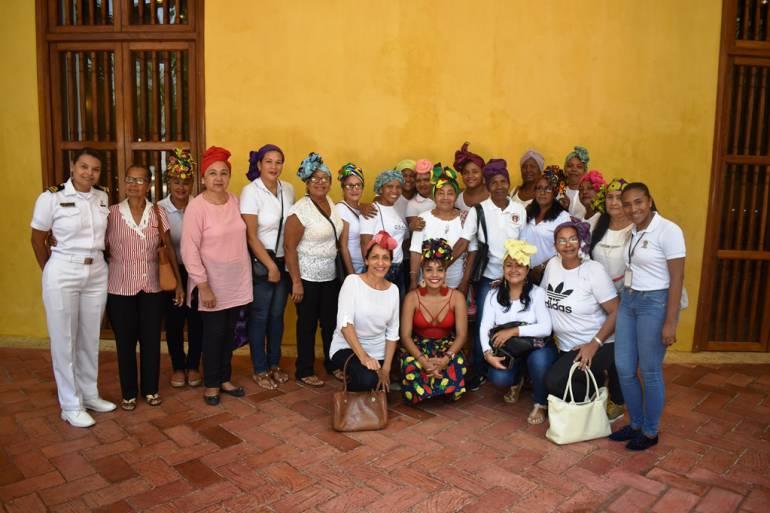 Armada Nacional conmemora el día de la mujer en Cartagena: Armada Nacional conmemora el día de la mujer en Cartagena