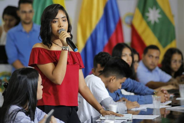 Alcaldía de Cartagena define ruta para política pública de juventud: Alcaldía de Cartagena define ruta para política pública de juventud