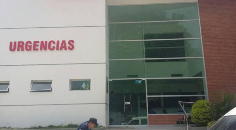 Quemaduras en el 45% de su cuerpo registra menor atendida en Barranquilla