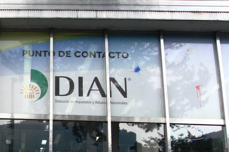 A 22 mil millones de pesos asciende la cartera de la DIAN en Cartagena: A 22 mil millones de pesos asciende la cartera de la DIAN en Cartagena