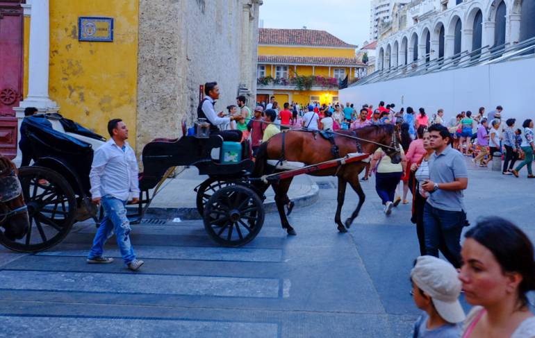 Entre jueves y sábado Santos se proyecta mayor ocupación en Cartagena: Entre jueves y sábado Santos se proyecta mayor ocupación en Cartagena