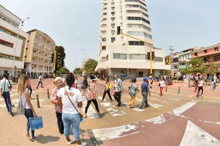 Semana Santa con seguridad vial y peatonal en Transcaribe: Semana Santa con seguridad vial y peatonal en Transcaribe