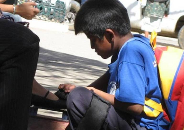 63 casos de trabajo infantil identificados en Bolívar: 63 casos de trabajo infantil identificados este mes en Bolívar