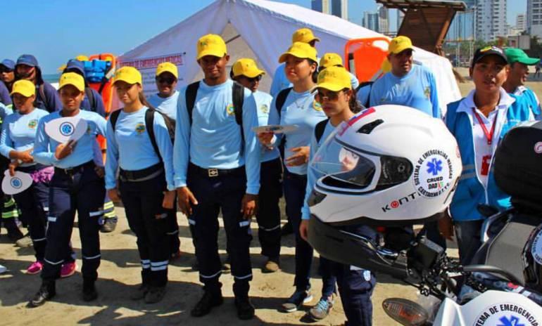 Listo plan de contingencia en salud de Cartagena para Semana Santa: Listo plan de contingencia en salud de Cartagena para Semana Santa