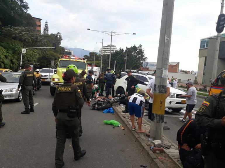 ALcalde de Medellín habla sobre atropellada a fleteros: Alcalde de Medellín legitima defensa propia en casos de fleteo