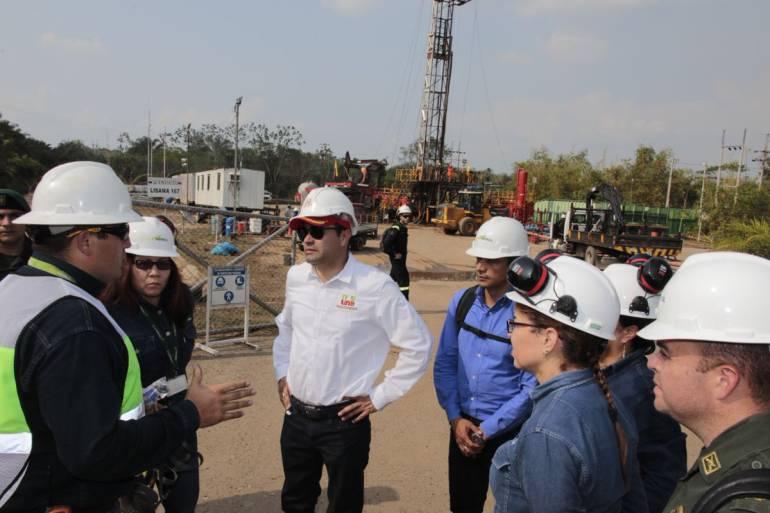Investigación derrame de petroleo en Santander: Procuraduría abrió investigación preliminar por derrame en pozo Lizama