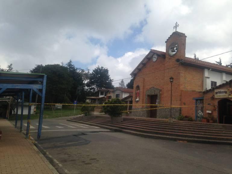 Parque de Santa Elena restringido por riesgo de hundimiento