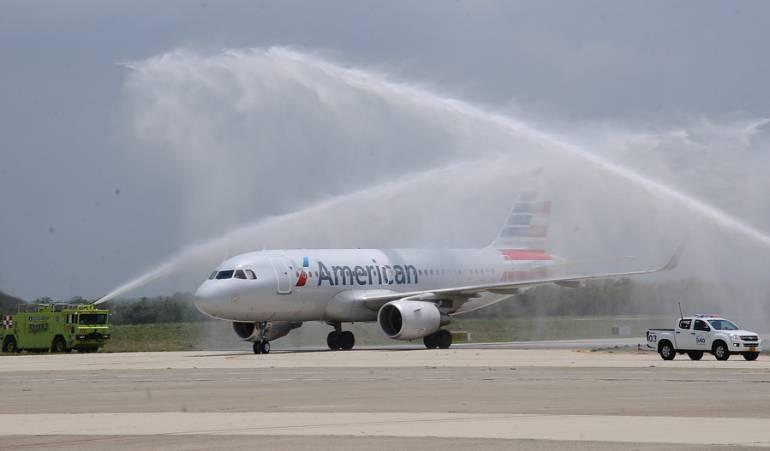 American Airlines volará entre Buenos Aires y Los Ángeles