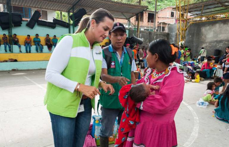El agua contaminada podría ser la causa de muerte de 7 niños indígenas