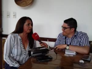 Liliana Barreto propietaria del Hotel Restaurante Balcones del Ayer